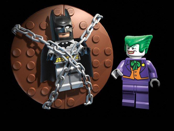 Super-heróis e vilões de Lego em nova parceria da marca