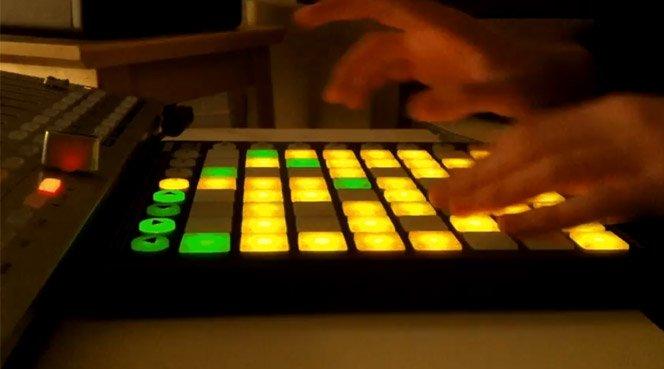 Remixes com Launchpad