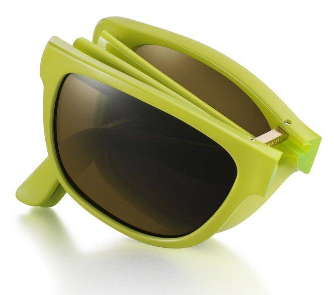 Óculos de Sol Dobrável e Colorido