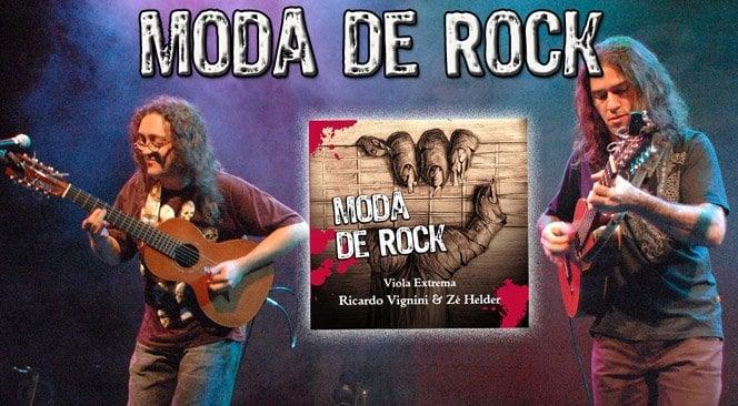 Moda de Rock – Rock em moda de viola