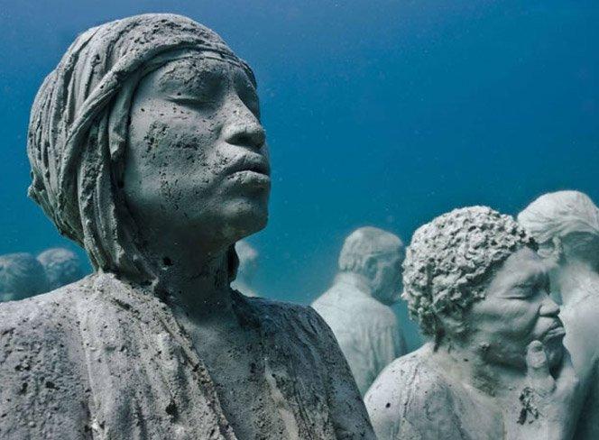 Esculturas Submarinas