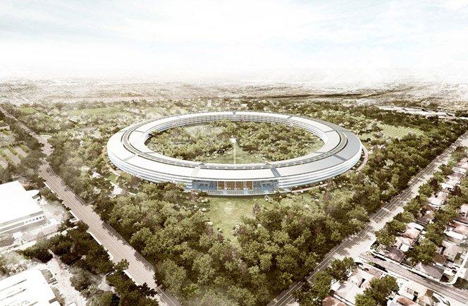 Futuro QG da Apple