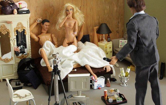 Barbie na vida real