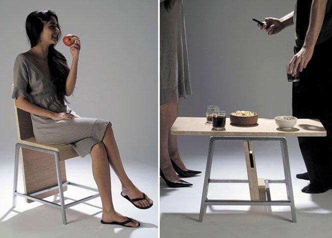 Cadeira + Mesa