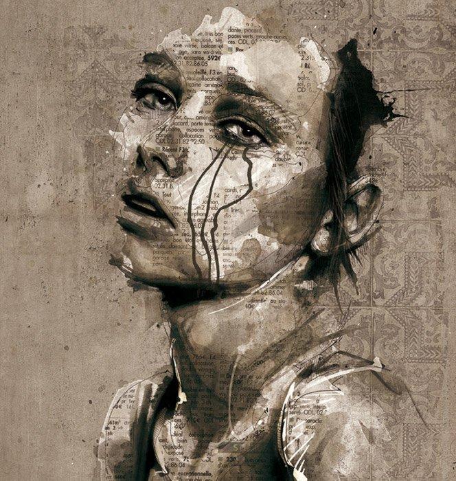Ilustrações de Florian Nicolle