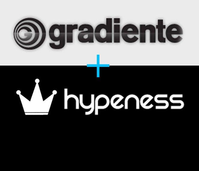 Gradiente + Hypeness: Juntos pela inovação