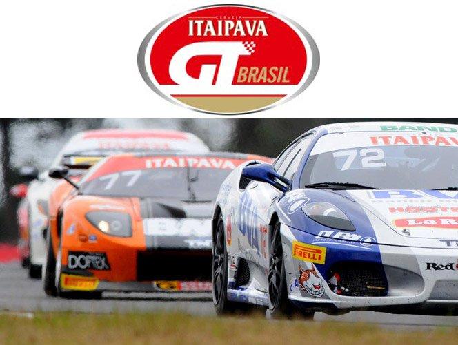 Sorteio de ingressos para o GT Brasil