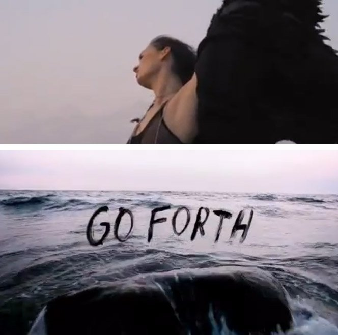 Levi's Go Forth . Filme e desafio social para apoiar pioneiros