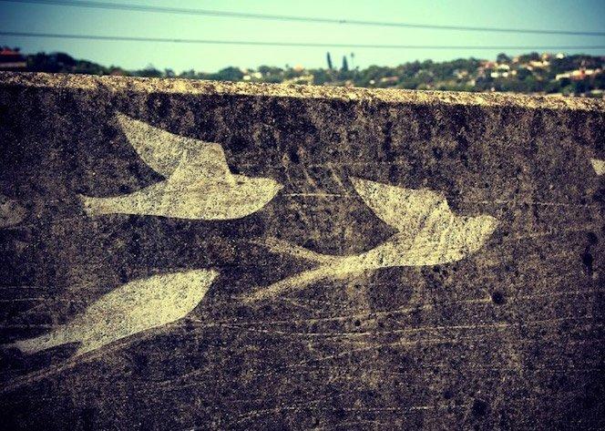 Graffiti Reverso