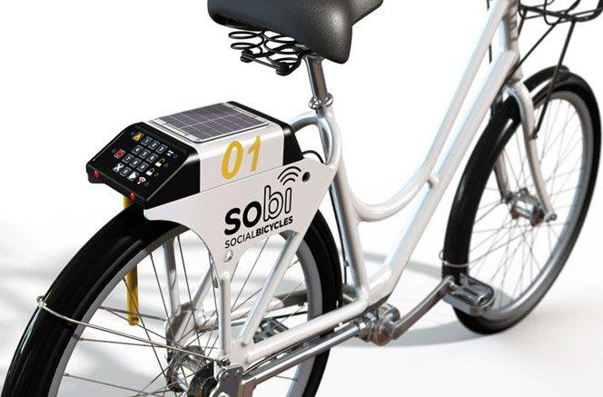 Sobi – Bicicletas Sociais