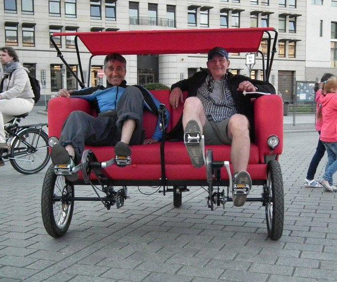 Sofá + Bike