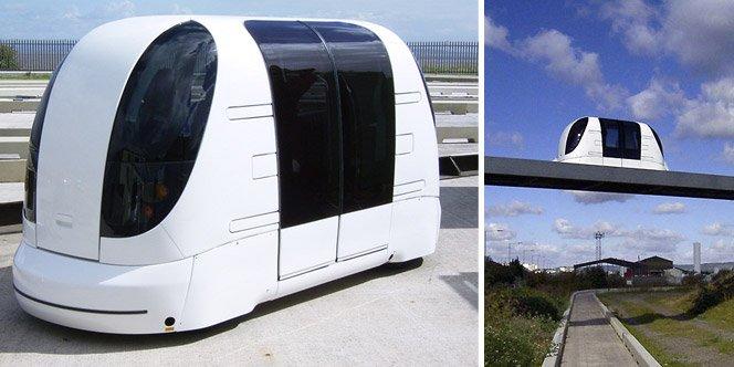 Vagões de metrô particulares. Nova solução para o trânsito das cidades