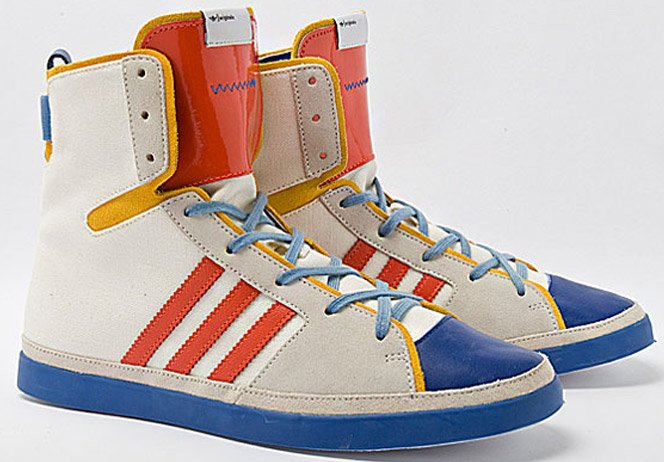 Adidas cria modelo Originals inspirado na década de 80