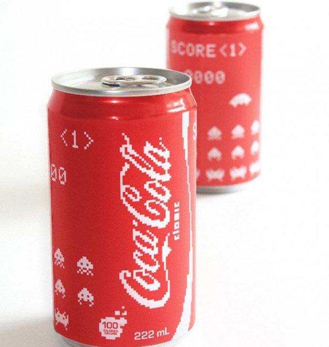 Coca-Cola Space Invaders