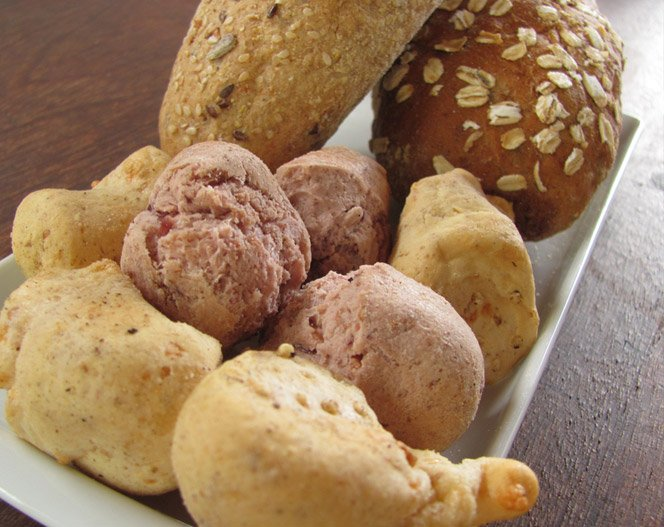 Primeira padaria integral do Brasil