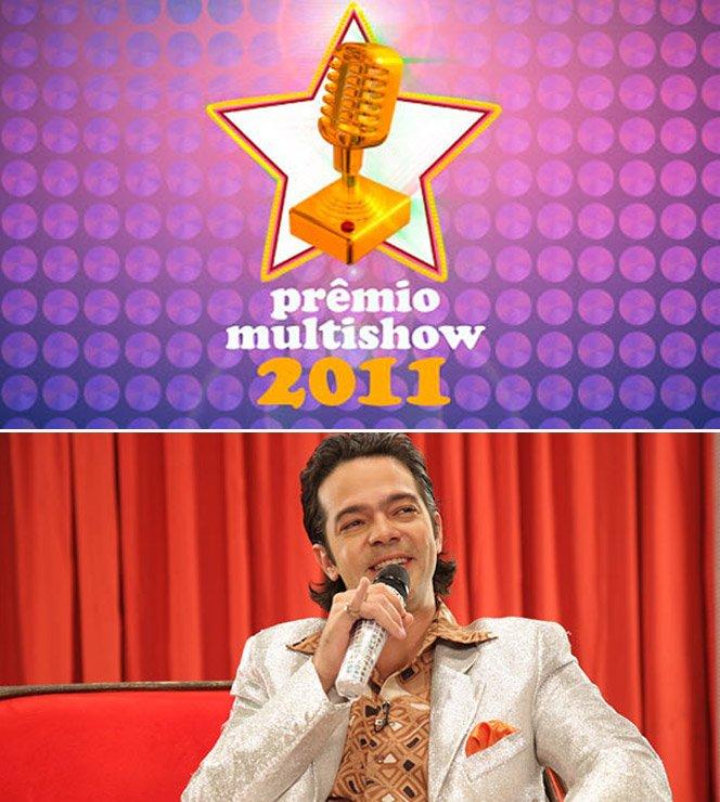 Prêmio Multishow 2011  É amanhã, 6 de setembro. Experimente!