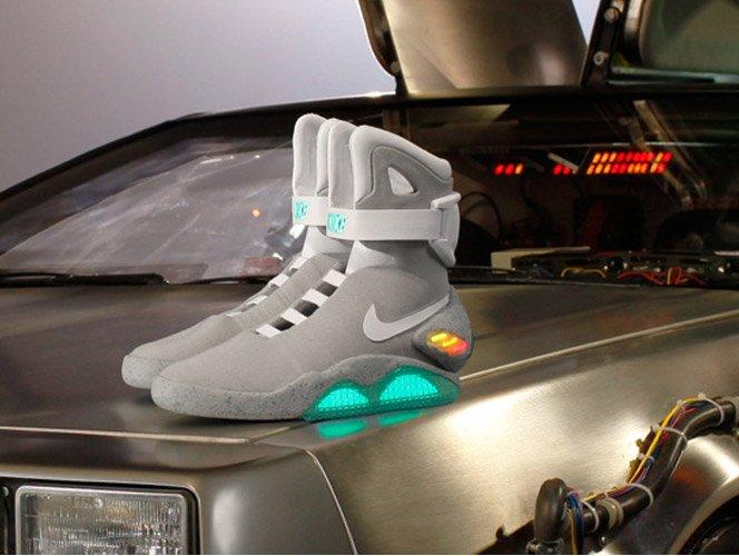 "Tênis Nike do ""De volta para o Futuro"" vira realidade"