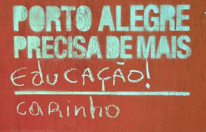 Do que Porto Alegre precisa?