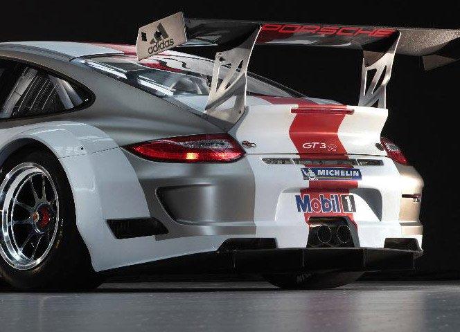 Porsche 911 GT3 R – Modelo 2012