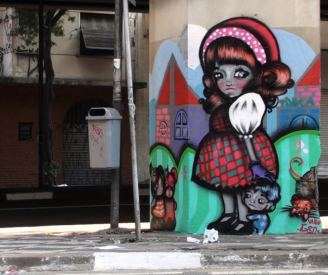 Tikka – Grafiteira brasileira