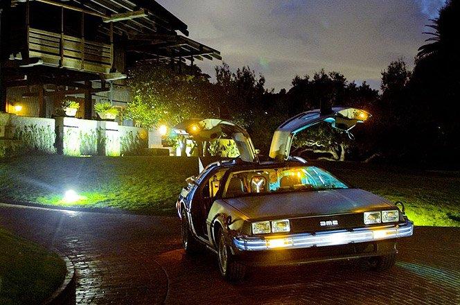DeLorean – Electric