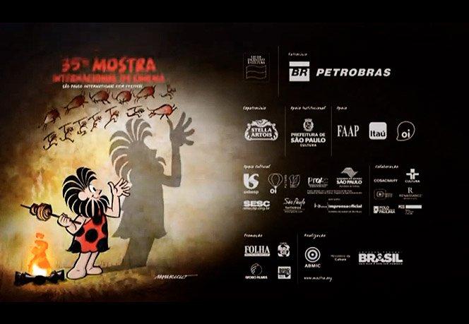 35º Mostra Internacional de Cinema de São Paulo