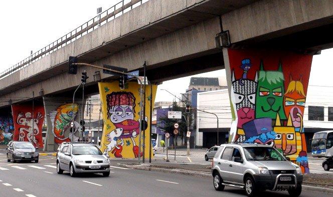 1º Museu Aberto de Arte Urbana do Mundo