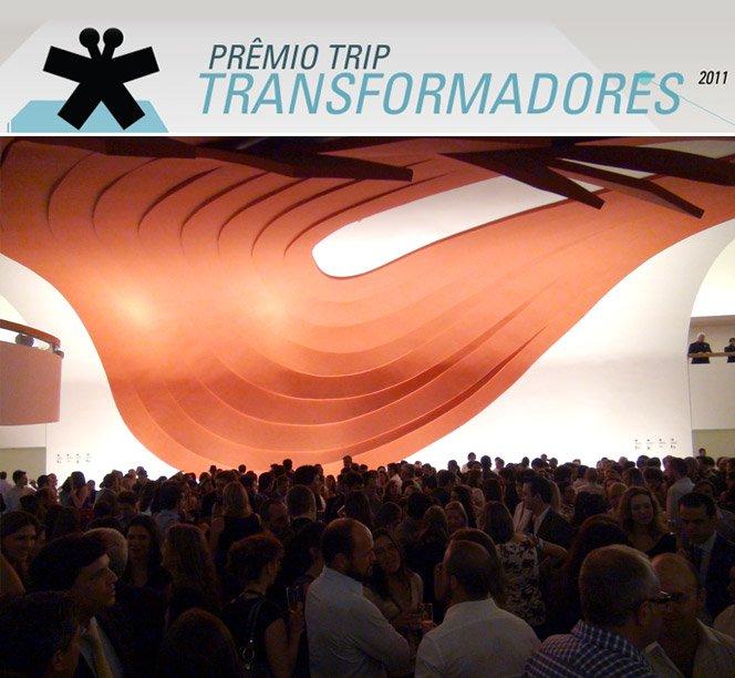 Prêmio Trip Transformadores 2011 Cobertura Especial