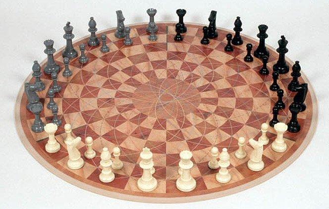 Xadrez para 3 jogadores