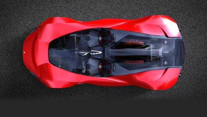Ferrari para mulheres