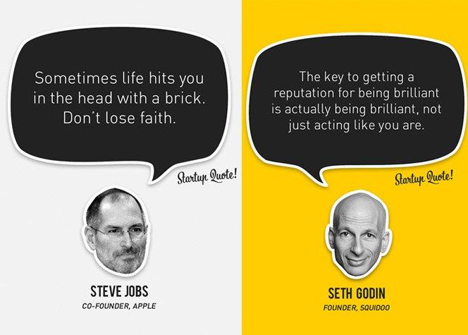 Frases inspiradoras de empreendedores