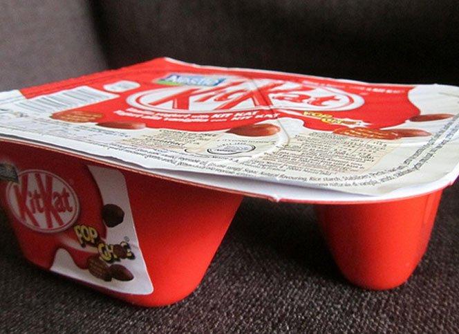 Iogurte Kit Kat