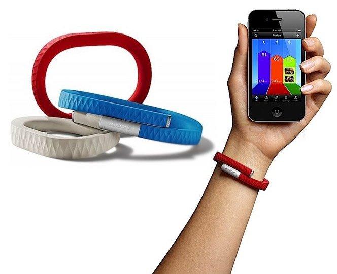 Jawbone Up, uma pulseira que vai melhorar a sua vida