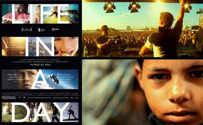 """Assista """"Life in a Day"""", o documentário colaborativo de Ridley Scott"""