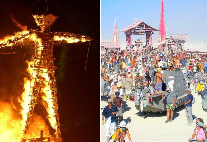 Burning Man, o maior festival de arte e cultura do mundo