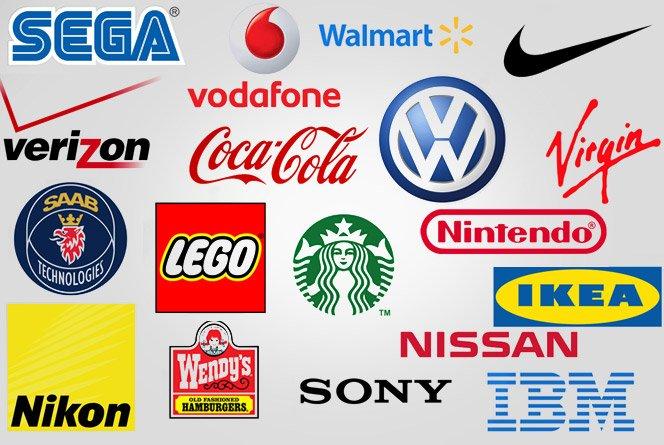 Como marcas famosas criaram seus nomes?