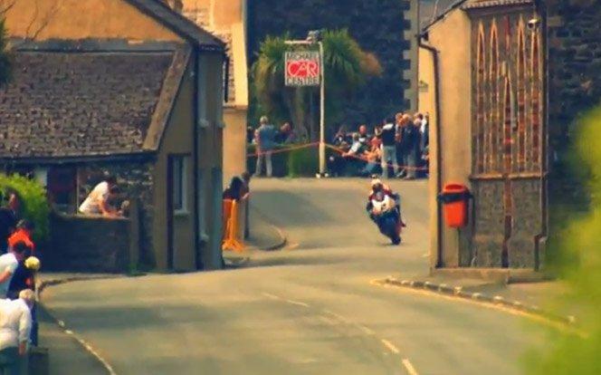 Isle Of Man TT, a corrida de motos  mais perigosa do mundo