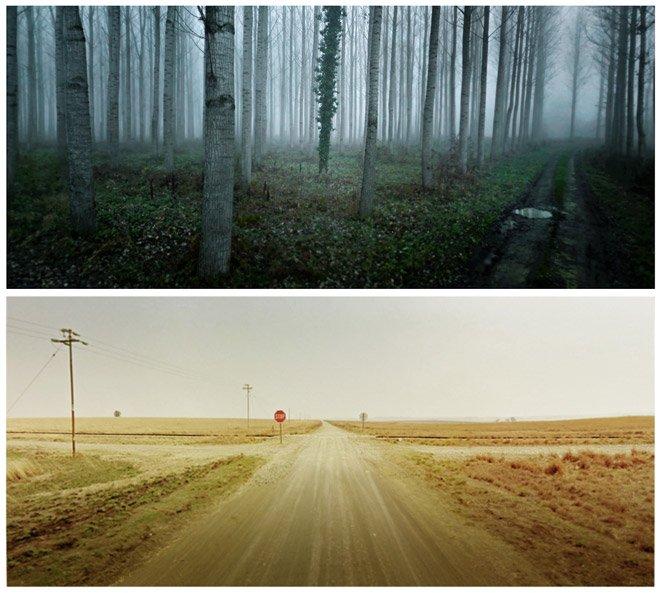 Fotos panorâmicas feitas com o Google Street View