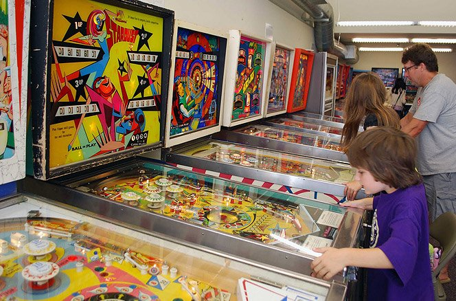 Museu de Pinball