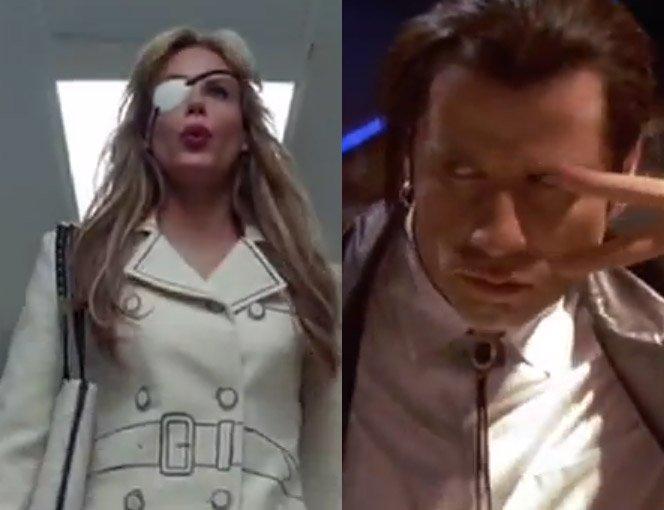 O trabalho de Quentin Tarantino