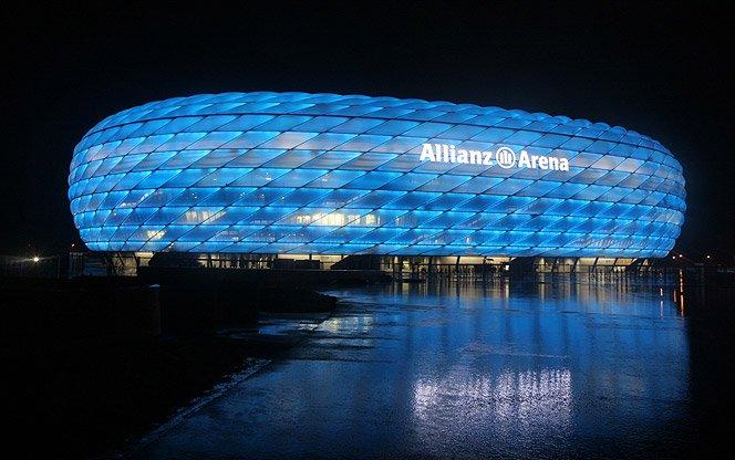 25 estádios belos e inovadores