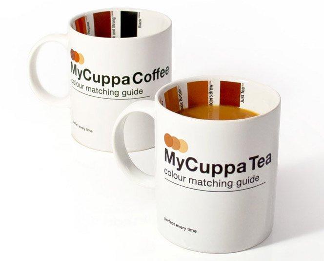 Xícara para você sempre acertar a medida do café