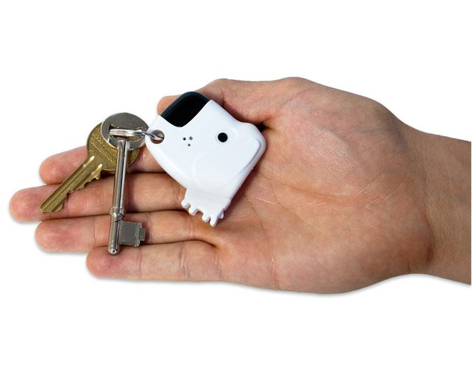Chaveiro que encontra suas chaves