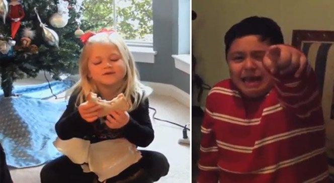 Os piores presentes de Natal para uma criança