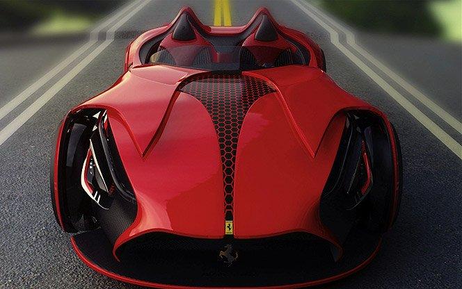 Ferrari Elétrica