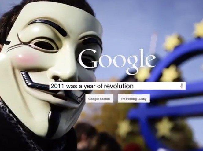 Zeitgeist 2011 – A retrospectiva do ano feita pelo Google