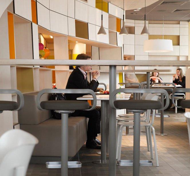 O novo McDonalds