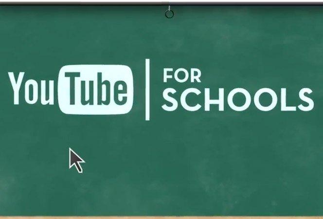 Youtube na sala de aula