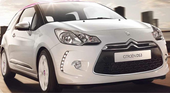 Conheça o Citroën DS3