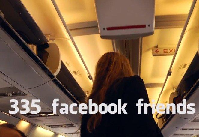 Mulher dá volta ao mundo para conhecer todos seus amigos do Facebook